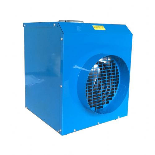 Blue Giant Series FF3T Industrial Electric Heater (3Kw / 12000Btu) 240V~50Hz